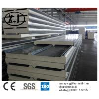 Quality A Grade Roof PU sandwich panel factory for sale