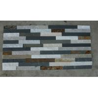 Wholesale 3D Ledgstone,Stacked Stone,Natural Slate Wall Slab cladding stone/culture stone tiles from china suppliers