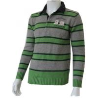 Buy cheap Cardigan Fashionable and noble style Finishing Knitted Sweater for men in spring from wholesalers