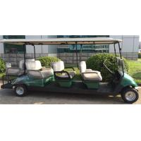 Wholesale Electric Power 8 Seater Golf Carts Shuttle Bus With 4KW Motor / LED Lights from china suppliers