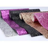 """Wholesale Fancy Spandex Chunky Glitter Fabric 54"""" Width For Shoes And Hair Bow from china suppliers"""