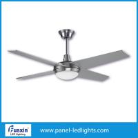 """Wholesale New 52"""" outdoor big decorative LED light ceiling fan with remote control from china suppliers"""