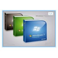 Wholesale Computer System Microsoft Update Windows 7 Pro OEM Software Windows 7 Retail License from china suppliers