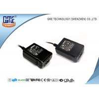 Wholesale OEM Black Desktop switchable power supply Input 240V AC Output 12V 1A from china suppliers