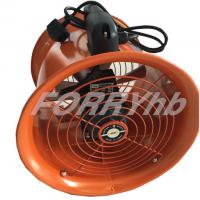 Wholesale SHT Series Portable Single Phase Explosion Proof Ventilator fan axial fan from china suppliers