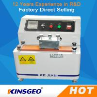 Buy cheap 2LB Friction Pressure Ink Rub Tester For Labels / Folding Cartons 50 *100mm with ASTM D5264, TAPPI T830, JIS K5701 from wholesalers