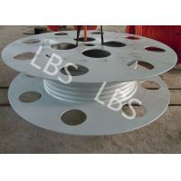 Wholesale Carbon Steel Alloy Steel Wire Rope Winch Drum For Cable Laying from china suppliers
