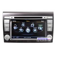 Wholesale In Dash Car Stereo GPS Headunit Multimedia for Fiat BRAVO / BRAVA 2006+ from china suppliers