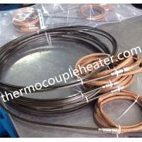 Wholesale Stainless steel heating coil For Hot Runner System with J Type Sensor 1600W from china suppliers