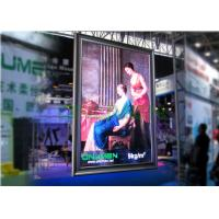 Quality P4 Wall Mounted Indoor Advertising LED Display 1500 Pixels / ㎡ For Shopping Mall for sale