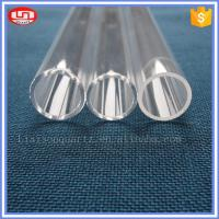 Safe Packing high quality quartz tube for uv lamp OD18MM