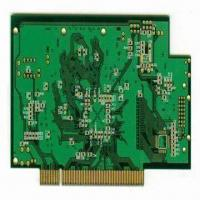 Wholesale Automotive PCBs Board Contact Manufacturing for Electronic GPS, DVB from china suppliers