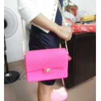 Wholesale Girls Shoulder Bags Silicone Shopping Bag Corrosion Resistance For Promotion from china suppliers
