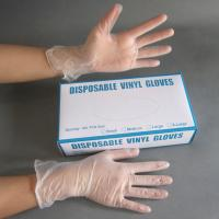 Wholesale Disposable Powder Free Vinyl Gloves from china suppliers
