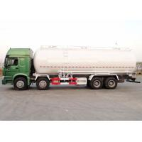 Wholesale High Efficiency 12 Wheels 8×4 Cement Bulk Carrier Truck With Large Capacity from china suppliers