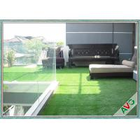 Wholesale Monofilament PE + Curly PPE Durable Landscaping Artificial Grass For Indoor / Outdoor from china suppliers