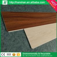 New Technology ---- PVC Material and Indoor Usage SPC interlocking floor tiles