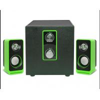 Wholesale Wooden Fashionable 2.1 Multimedia Speakers Active With Bass Control from china suppliers
