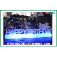 Wholesale Birthday Party Led Inflatable Lighting Decoration Customized from china suppliers