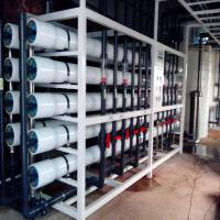 Buy cheap Water filtration equipment Straight drinking water treatment equipment Pure water production equipment factory pin from wholesalers