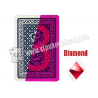 Wholesale Professional Magic Props Italian Paper Dal Negro Standard Marked Playing Cards from china suppliers
