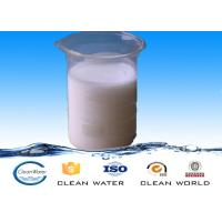 Wholesale ISO / BV Silicone Based Antifoam , Weak Anionic Silicone Antifoaming Agent from china suppliers