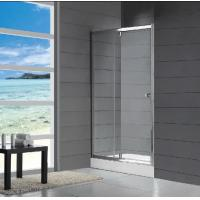 Wholesale Frosted Glass Enclosed Showers , Custom Bathroom Shower Cabinets from china suppliers