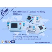 Wholesale Professional laser liposuction weight loss machine lipolaser for body slimming from china suppliers