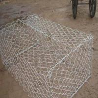Wholesale galvanized gabion mats from china suppliers