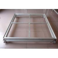 Wholesale Acrylic Glass Stage Platform Waterproof platform , Corrosion Resistance from china suppliers