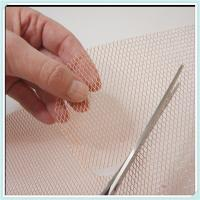 Wholesale Red Copper Wire Mesh / Phosphor Bronze Wire Mesh/Copper mesh screen, knitted copper mesh(100% factory) from china suppliers
