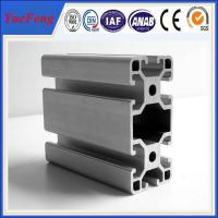 Wholesale Manufacture 99% pure alloy 6063 v-slot industrial aluminum profile, OEM ODM China aluminum from china suppliers