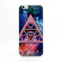 Wholesale Triangle Pattern TPU Soft Case For Mobile Phone Case Iphone 6 from china suppliers