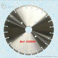 Wholesale Silver Brazed Diamond Segmented Saw Blade for Cutting Concrete and Asphalt - DSBB06 from china suppliers
