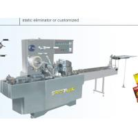 Quality Food Box Adjustable Cellophane Overwrapping Machine (SY-1999) for sale