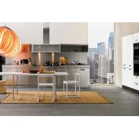 Quality 8 Years Guarantee Stainless Steel Kitchen Cabinets Easy Installation For Apartment for sale