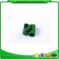 Wholesale 8mm Reusable Garden Cane Connectors Green Color Long Lasting from china suppliers