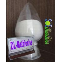 Wholesale 99% Pure Amino Acid Powder DL-Methionine for Animal Feed Nutrition SAA-METDL99 from china suppliers