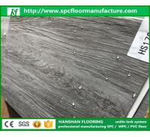 100% Virgin PVC Material PVC Vinyl Click Plank SPC Vinyl Plank Flooring From Hanshan