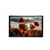 Buy cheap 5000:1 high quality Full hd 24 inch Capacitive Open Frame Touch Screen Monitor from wholesalers