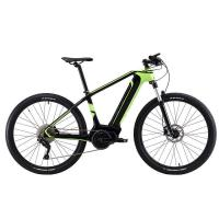China LCD Display Carbon Fiber Mountain Bike , Electric Off Road Bike Shifter Levers 10 Speed on sale