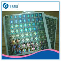 Wholesale 3D hologram sticker , Rainbow Custom Hologram Stickers , anti-counterfeiting hologram sticker from china suppliers