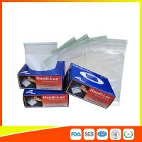 Wholesale Plastic Reclosable Industrial Ziplock Bags For Nuts / Bolts / Hardware Packaging from china suppliers