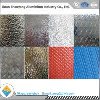 Wholesale Flat Aluminum Sheet 1060 3003 5052 5083 H14 H24 H18 H32 Aluminium Checkered Plate from china suppliers