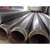 Wholesale API 5L / API 5CT HDPE Insulated Steel ERW / SSAW Pipe For Water Pipe , Large Diameter from china suppliers