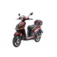 Wholesale 500W Adult Electric Motorcycle / Electric Scooter With Pedals from china suppliers