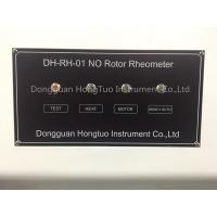 Quality Computerized Rubber Moving Die Rheometer MDR Test Machine Display resolution 0.1 for sale