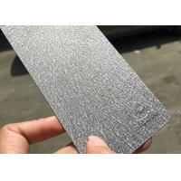 China Good Heat Flow Chrome Powder Coat Paint , Nontoxic Elephant Textured Powder Coat on sale