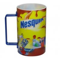 Wholesale Freeuni Food Safe Puzzle Mug, 3D Lenticular Printing Kids Plastic Mug from china suppliers