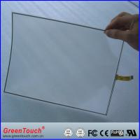 Wholesale Ultra thin touch panel 17inch 4 wire resistive touch screen ITO film to film from china suppliers